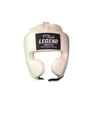 Legend Sports Hoofdbeschermer Leder PRO Legend