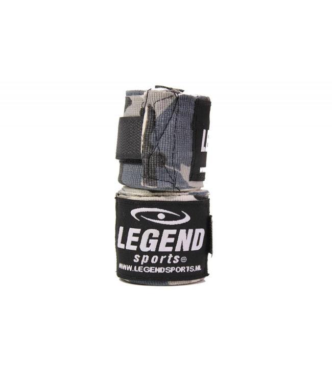 Legend Sports Bandages 4,5M Legend Premium  diverse kleuren