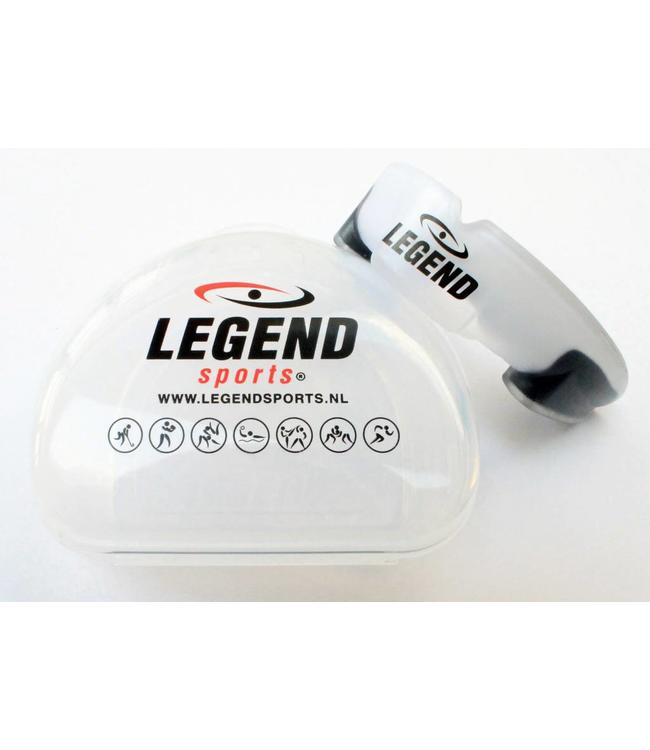 Legend Sports Legend Anti Shock Frame Gel Protect Bitje Transp/Zwart