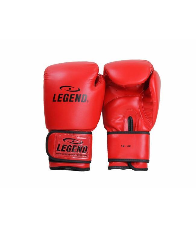 Legend Sports Bokshandschoenen Red powerfit & Protect