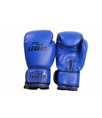 Legend PowerFit & Protect Bokshandschoenen Blauw