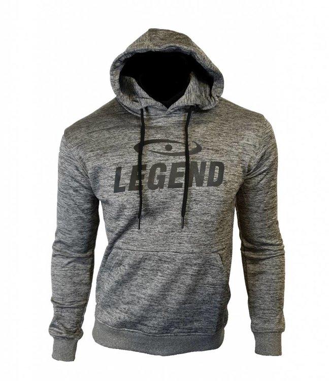Trendy hoodie van de hoogste kwaliteit Grijs