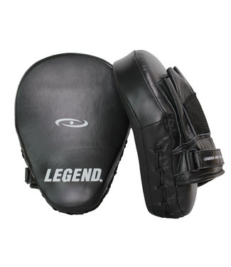 Legend Sports Stootkussen Pro Speed Focus Mitts zwart