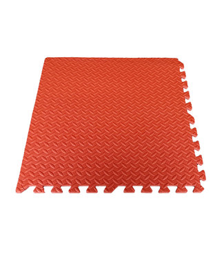 Legend Sports Puzzelmat foam speelkleed 1,2CM Rood