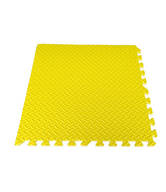 Legend Sports Puzzelmat foam speelkleed 1,2CM Geel