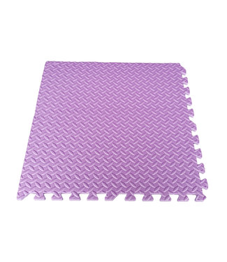 Legend Sports Puzzelmat foam speelkleed 1,2CM Paars