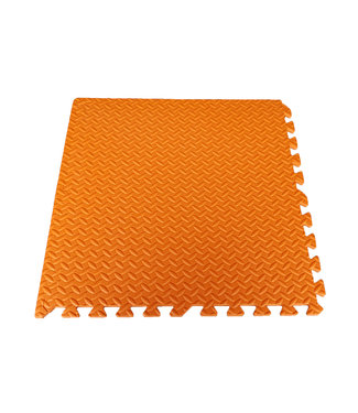Legend Sports Puzzelmat Speelvloer/ Baby Gym  | 1.2 cm | Oranje