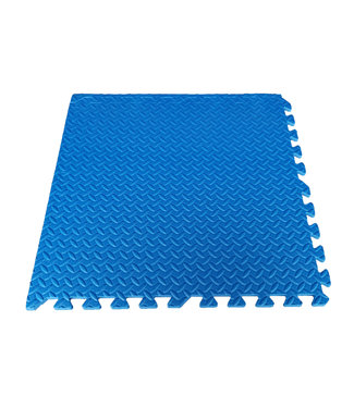 Legend Sports Puzzelmat Speelvloer/ Baby Gym  | 1.2 cm | Blauw