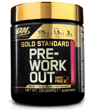Optimum Nutrition Optimum Nutrition Pre-workout Gold Fruit Punch
