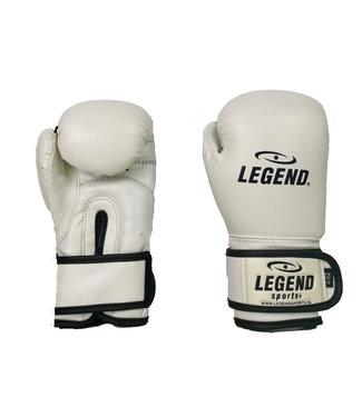 Legend Sports 4-8 jaar Bokshandschoenen kind Wit