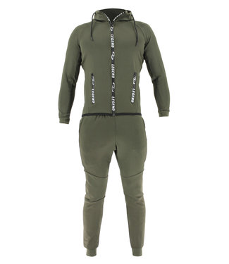 Legend Sports Trainingspak army green dames/heren Limited Legend DRIFIT