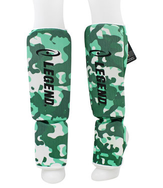 Legend Sports Scheenbeschermers Legend Easy Camo Army