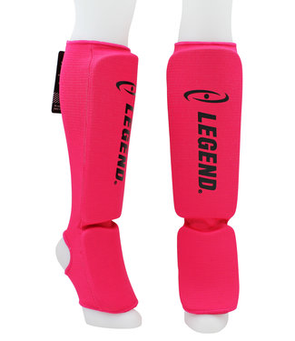 Legend Sports Scheenbeschermers dames Legend Easy Roze