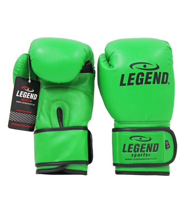 Legend Sports Bokshandschoenen LegendClima & Protect Groen