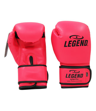 Legend Sports Bokshandschoenen dames roze powerfit & Protect