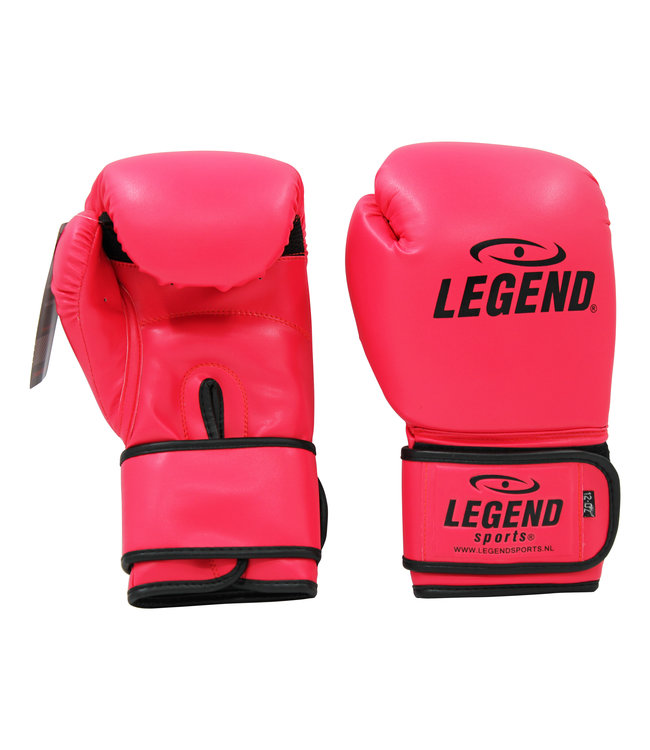 Legend Sports Bokshandschoenen dames roze powerfit & Protect