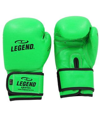 Legend Sports 4-8 jaar Bokshandschoenen kind Neon Groen