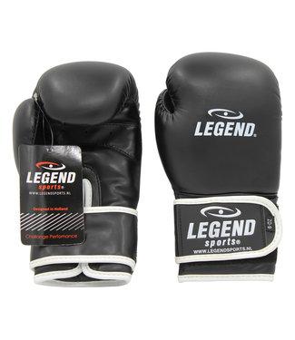 Legend Sports 4-8 jaar Bokshandschoenen kind Zwart