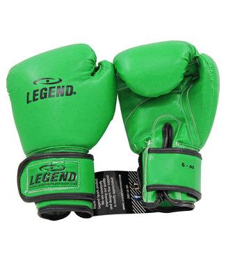 Legend Sports 1-5 jaar Bokshandschoenen kind 2OZ Groen