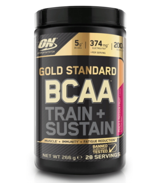 Optimum Nutrition Optimum Nutrition BCAA Train&Sustain Peach & PassionFruit
