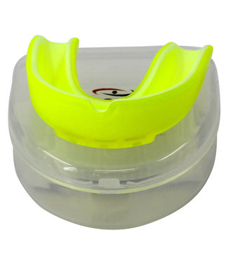 Legend Sports Gebitsbeschermer/bitje Legend Gel Protect plus Neon groen
