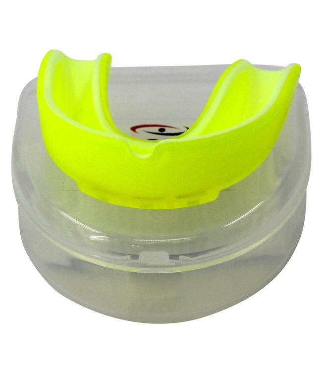 Legend Sports Gebitsbeschermer/bitje Legend Gel Protect plus Neon groen