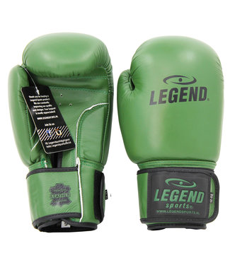 Legend Sports Leren Bokshandschoenen LegendPadding Army
