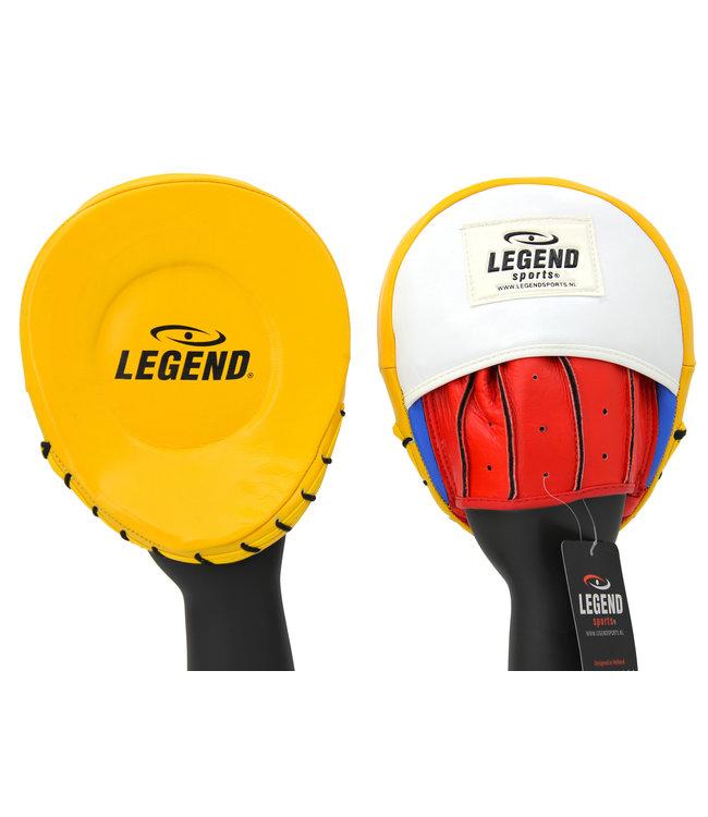 Legend Sports Stootkussen Legend Hyper Speed Geel
