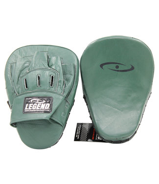 Legend Sports Stootkussen Pro Speed Focus Mitts Army Green