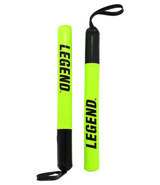 Legend Sports Legend Target stootkussens sticks zwart/neon