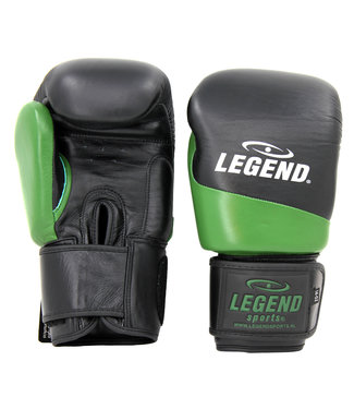 Legend Sports Leren Bokshandschoenen Legend Thai 2.0 Army