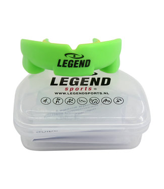 Legend Sports Legend Anti Shock Frame Gel Protect Bitje Groen