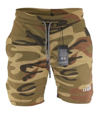 Legend Sports Legend Pro Sport Short Army Green