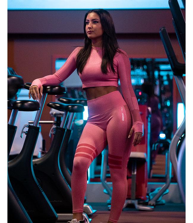 Legend Sports Sportlegging Pink
