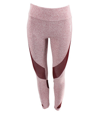 Legend Sports Dames Sport-BH en Sportlegging Melange Pink