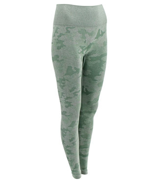 Legend Sports Dames Sportlegging Green