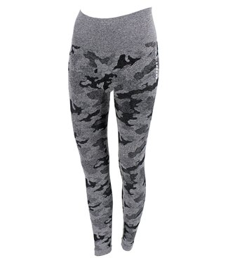 Legend Sports Dames Sportlegging Army Gray