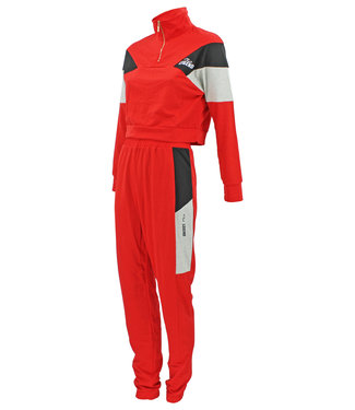 Legend Sports Dames Lifestyle suit Red
