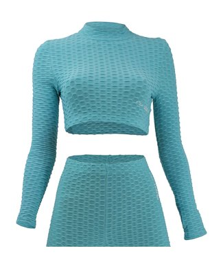 Legend Sports Dames Sport-Top turquoise