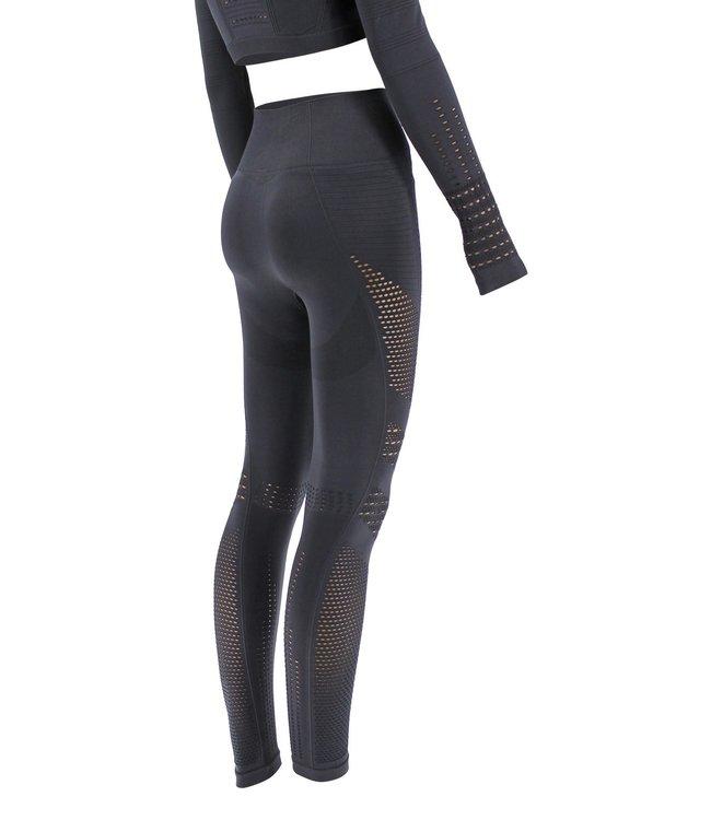 Legend Sports Sport Legging Black mesh Pro