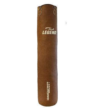 Legend Sports Bokszak 120CM Lederen Legend Luxury PRO Panda Hide™  3 Jaar garantie