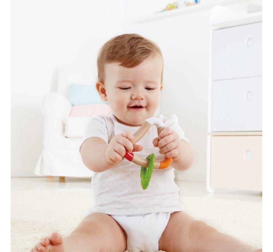 Baby Bijtring hout Hape
