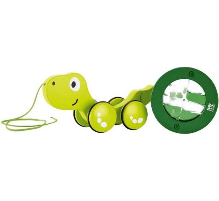 Hape Tito Trekspeelgoed Groen