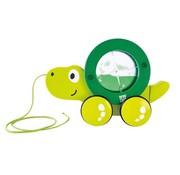 Hape Hape Tito Trekspeelgoed Groen