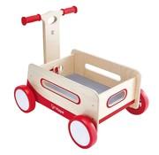 Hape Loopauto hout Red Hape