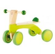 Hape Loopfiets Green 4 Wheels Hape