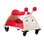 Hape Loopwagen Hout Lieveheersbeestje Hape