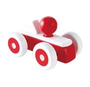 Hape Speelgoed auto Rood Hape hout