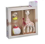 Sophie de Giraf Sophiesticated premium cadeauset Sophie de giraf