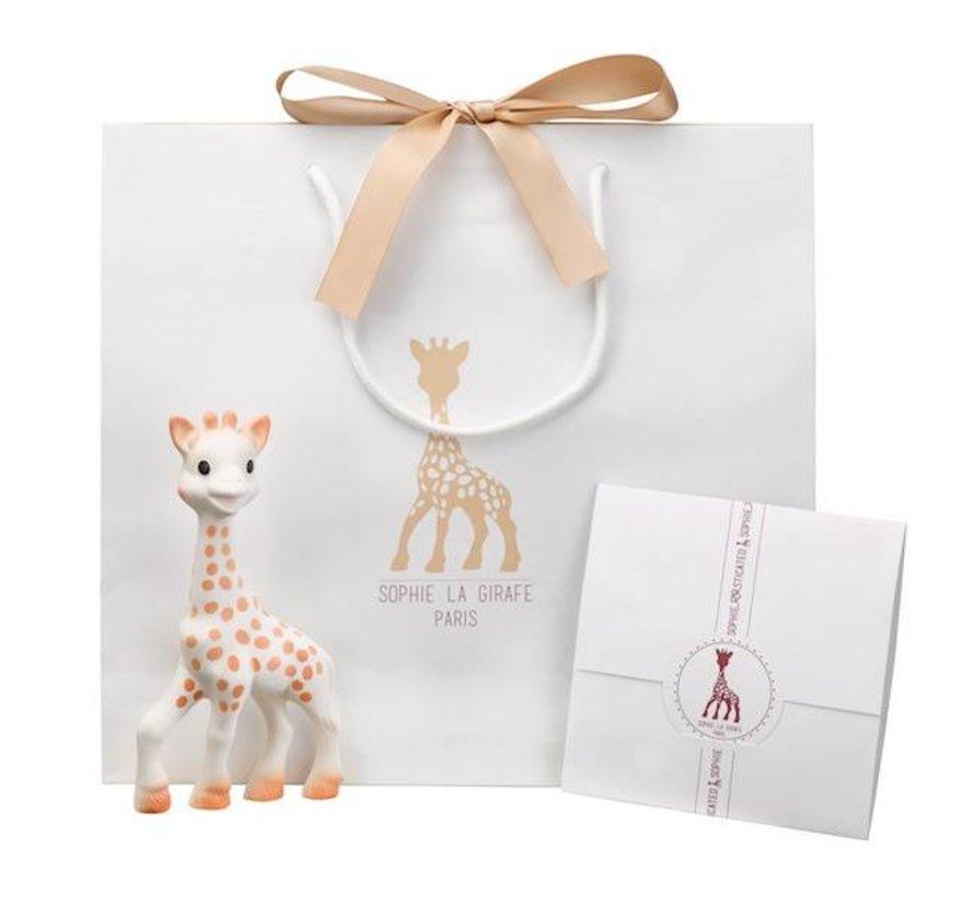 Sophiesticated premium cadeauset Sophie de giraf